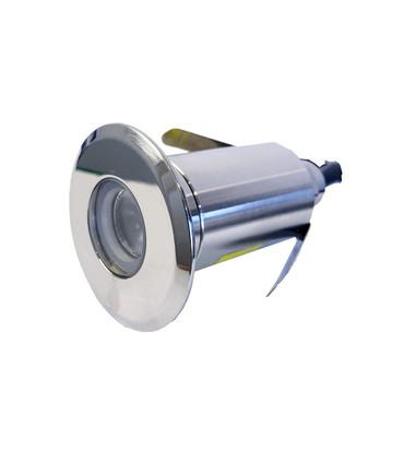 projecteurs micro leds inox ip68