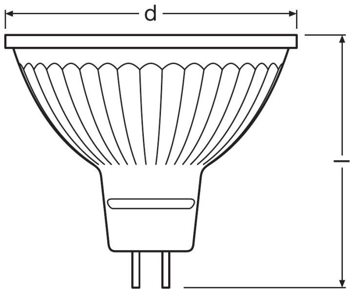 OSRAM maroc MR16
