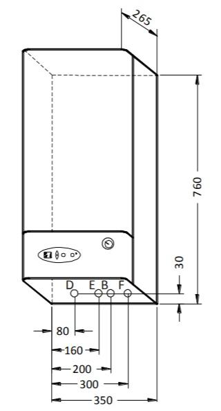 Chaudière électrique hammam