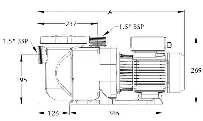 Pompe piscine vitesse variable maroc