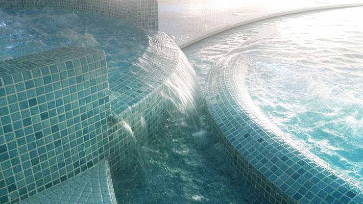 pâte de verre piscine