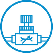 osmoseur débit direct