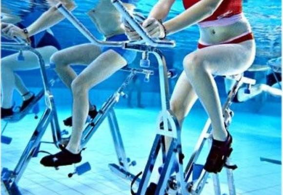 Aquabike, la nouvelle tendance